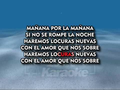 Julio Iglesias   Que No Se Rompa La Noche   Karaoke MM