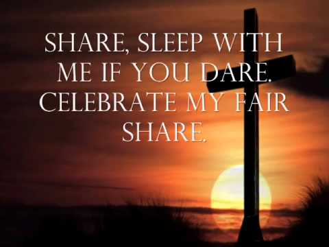 My Fair Share - Seals And Crofts (with lyrics)