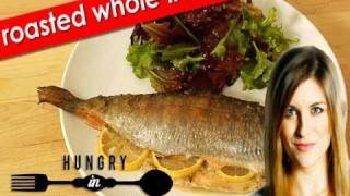 How To Cook Whole Trout:  Hungry In Brooklyn