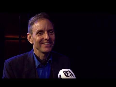 Mentalmagier Pat Perry trifft auf Präsident Skeptiker Schweiz