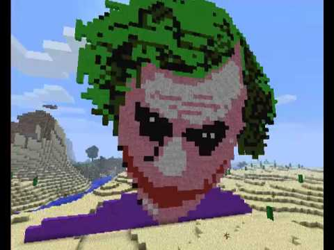 How to Make Pixel Art in Minecraft « Minecraft :: WonderHowTo
