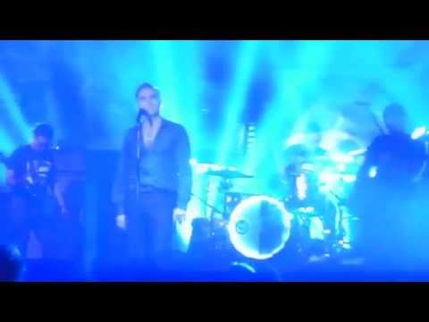 Morrissey - Smiler with knife Live in Zagreb 2014