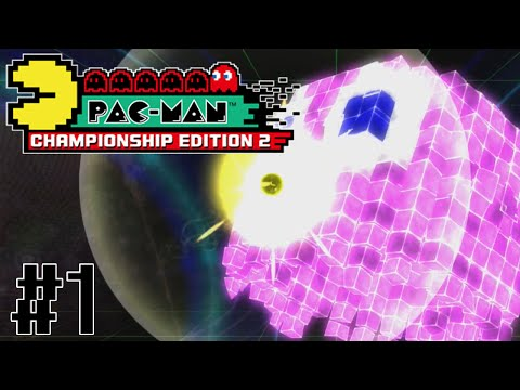 Pac-Man Championship Edition 2: Full Gameplay/Playthrough | PART 1 [ No Commentary ]