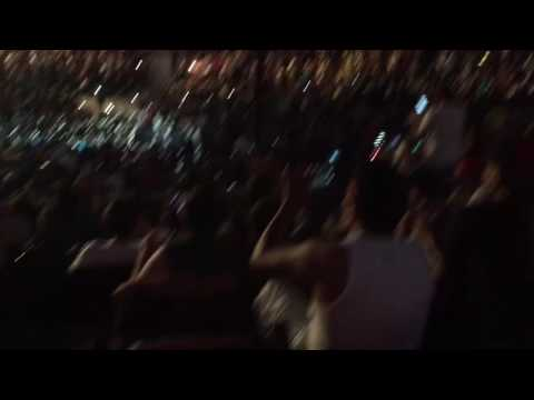 Holly Holm Walkout (UFC on Fox 20)