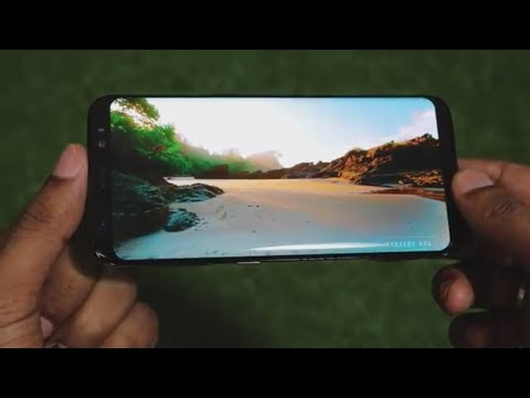 Samsung Galaxy S8 Unboxing review + Dew Arena Update