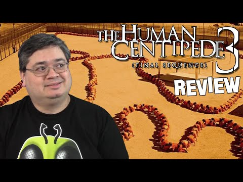 The Human Centipede III (Final Sequence) Movie Review