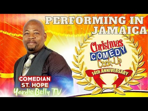 Jamaica Vlogs: Christmas Comedy Cook-Up In Kingston