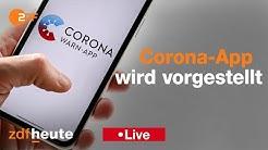 Vorstellung der Corona-Warn-App
