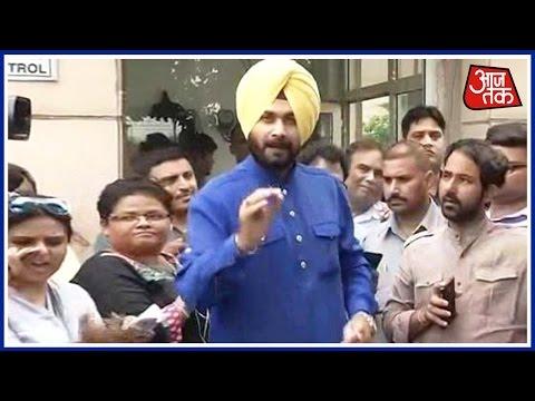 Resigned As I Was Told Not To Look Towards Punjab: Navjot Singh Sidhu