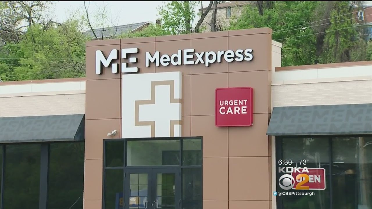 Highmark Puts MedExpress On Notice - YouTube