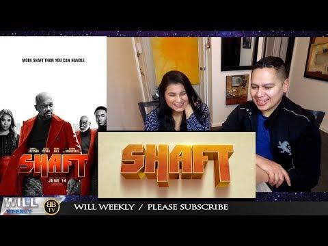 Shaft Trailer #1 2019 Trailers REACTION