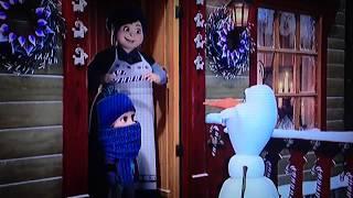 Olaf em Uma Nova Aventura Congelante de Frozen no Disney Junior
