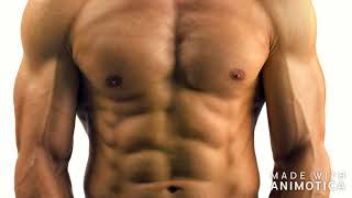 Get ripped Abs and Chest subliminal//432Hz frequency//