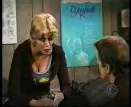 Annie Wood on Joey and Becker