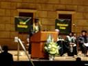 Sister Sharon Harmon's Graduation Speech/Testimony
