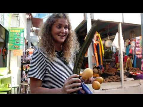 Humans Of The Point Hostels -Anya From Australia