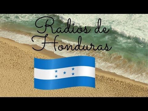 Radio de Honduras en Linea GRATIS!!