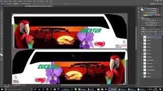 Editando a skin da eucatur Parte 01