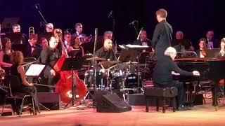 Концерт Мишеля Леграна в Кремлевском Дворце. 03.03.2018