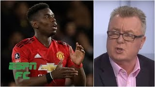 Alejandro Moreno, Adrian Healey, Steve Nicol, Craig Burley and Paolo Bandini of ESPN FC preview Arsenal vs. Manchester United in the Premier League, ...
