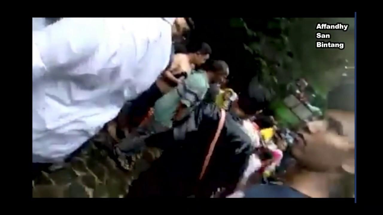 Viral! No Sensor! Pelecehan Wanita Di Kolam Pemandian Guci Tegal