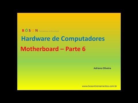 Curso de Hardware - Vídeo 29 - Placa-mãe - Parte 6 - Soquetes para CPU