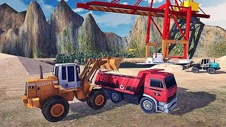 Loader & Dump Truck Hill SIM 2 - Android Gameplay HD