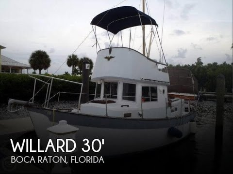 [SOLD] Used 1972 Willard Vega 30 Searcher in Boca Raton, Florida