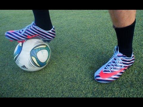 check out 98bd7 2da3c Cristiano Ronaldo 7 Boots Nike Mercurial Vapor VII CR7 Edition (Unboxing)  - YouTube