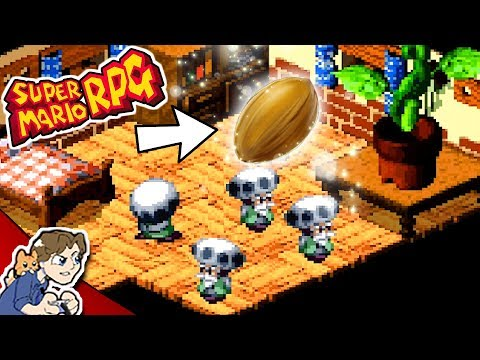 Give Him THE SEED | Super Mario RPG: Legend Of The Seven Stars #24 | ProJared Plays