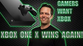 Xbox Has Already Won Next E3! Sony Keeps Pushing Gamers To Xbox One X!