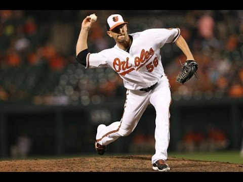 Orioles Darren O'Day Pitching HD