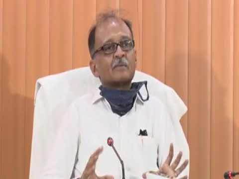 वर्तमान में बढ़ते मामलों को देख घबराये नही: सचिव उत्पल कुमार सिंह