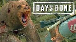 Days Gone Gameplay German #62 - Neues Gebiet mit Zombie Bär