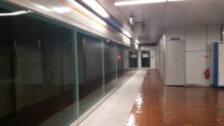 부산지하철 1호선 51편성 신차 중앙역 노포행 진입영상 - 양목성,파라미안