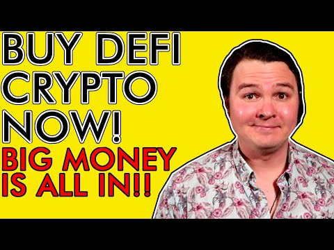 TIME TO BUY DEFI CRYPTO IS NOW! BEST INVESTMENT OF 2020 [Be Greedy When Others are Fearful]