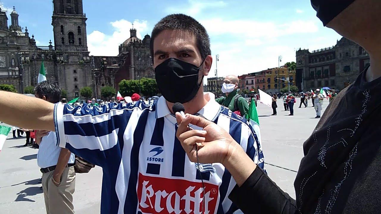 Pepe de 30 años Nos Dice Que Lopez Obrador Debe Fomentar y Usar el Cubrebocas