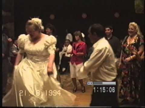 Mihail Tahir Draghici,Anna, Nunte la Salle Ronde