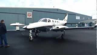 C-340 New Engines Starting