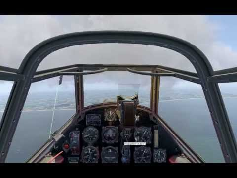 Cliffs of Dover Bf109 Tutorial - How to win against multiple Spitfires , Energy Fighting