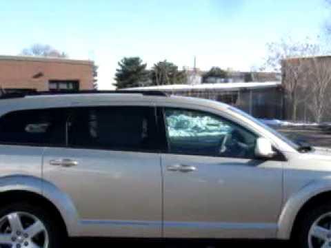 2010 Dodge Journey SXT Valley Chrysler Dodge Boulder, CO - YouTube