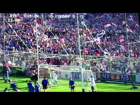 Peter Canavan's 11 Points All Ireland Final 1995 Point 11
