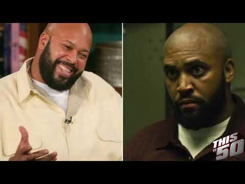 R. Marcos Taylor Talks Playing Suge Knight in 'Straight Outta Compton' + Starring in 'Luke Cage'