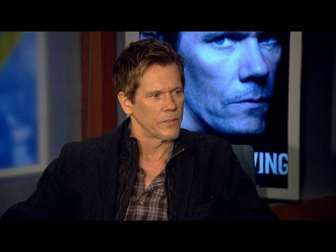 Kevin Bacon Interview on Shooting 'The Following' Season Finale, Show Taking Him to 'Dark Place'