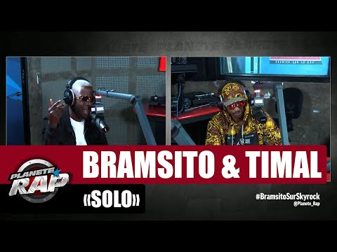 Youtube: [Exclu] Bramsito « Solo » ft Timal #PlanèteRap