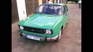 ŠKODA 120 L (1980) - Návrat k originálu