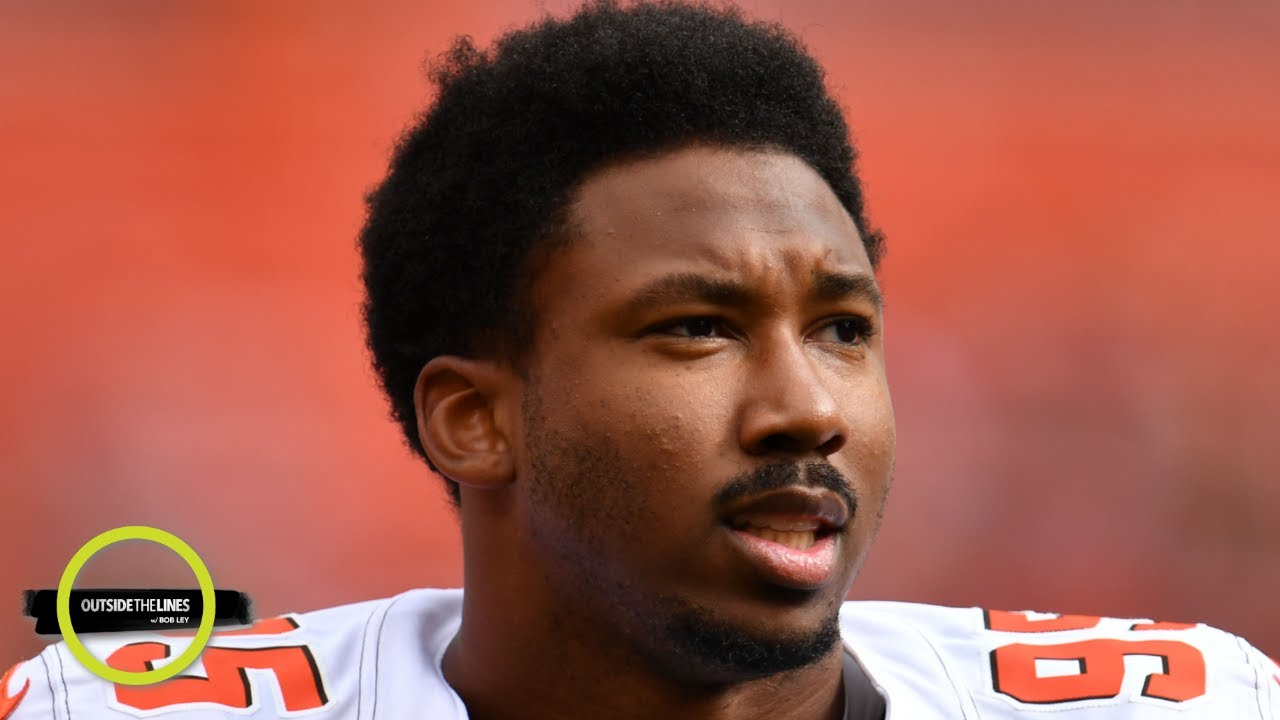 Myles Garrett was remorseful during suspension appeal hearing - Dianna Russini | Outside the Lines