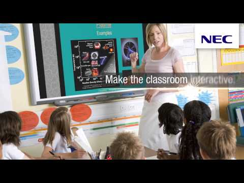 Education Solutions | NEC Display Solutions