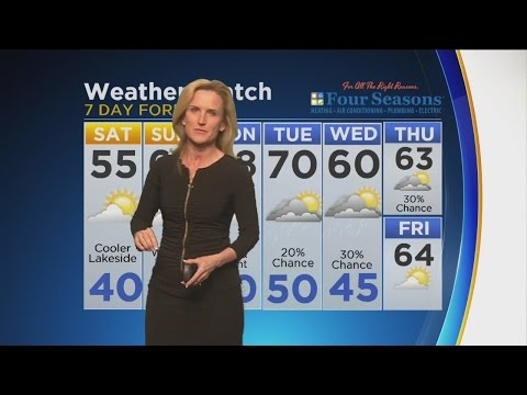 CBS 2 Weather Watch (10PM April 21, 2017)