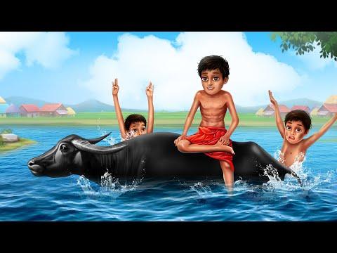 गरीबों का स्विमिंग पूल - GARIB VS AMIR SWIMMING POOL | Hindi Kahaniya | Maja Dreams TV Moral Stories